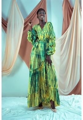 Maxi robe Flora