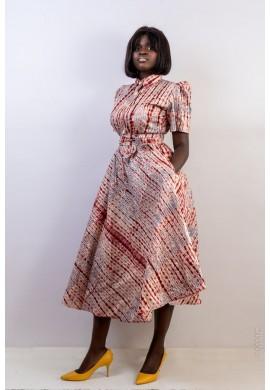 codou midi dress