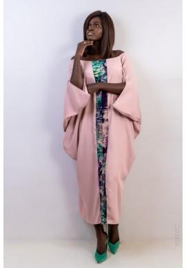 karelle midi dress